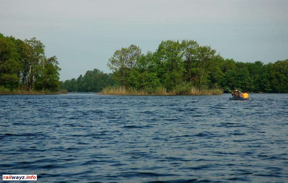 витебский район рыбалка на озере