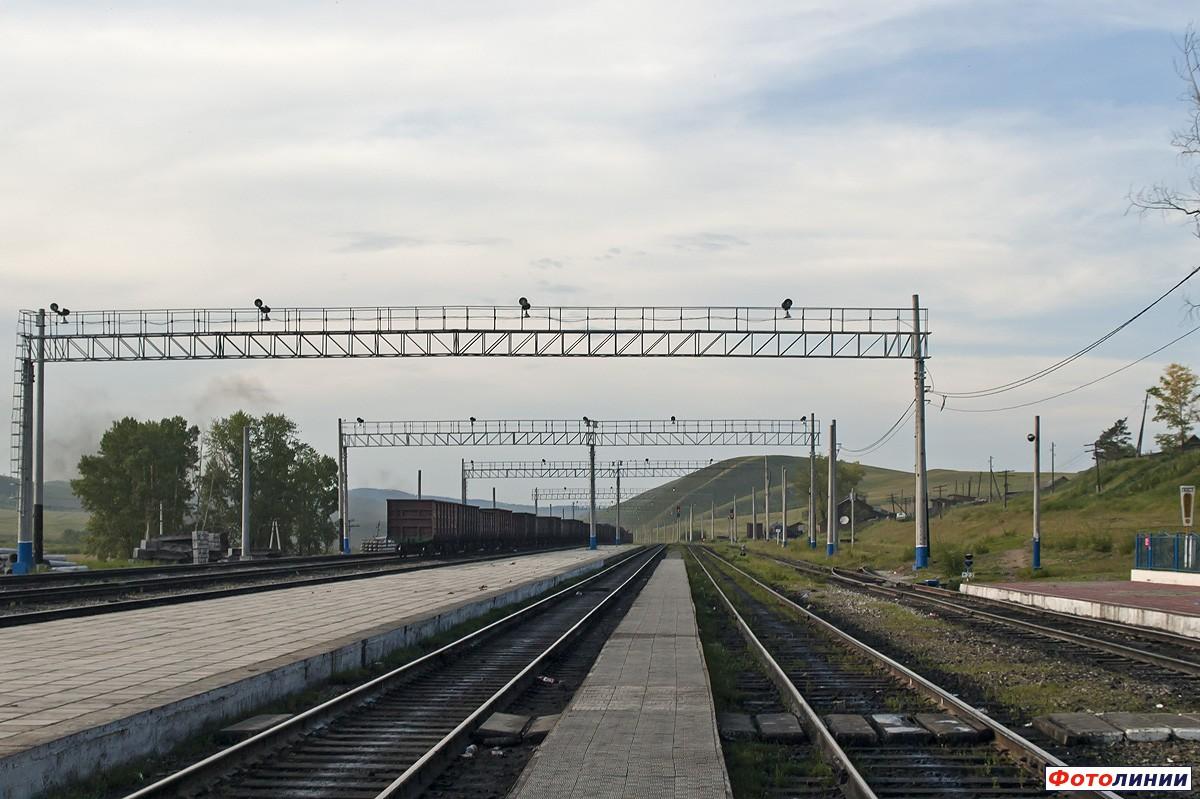 Борзя вокзал на фотографии