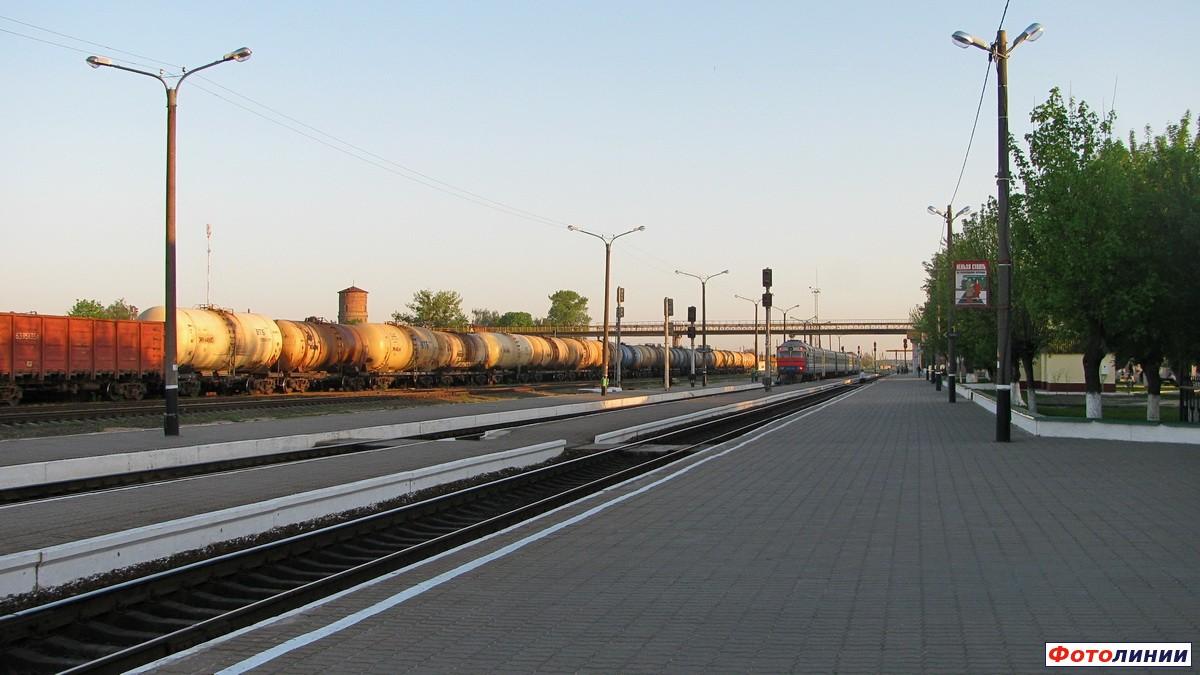 Вокзал станции Лунинец История Белорусской железной дороги