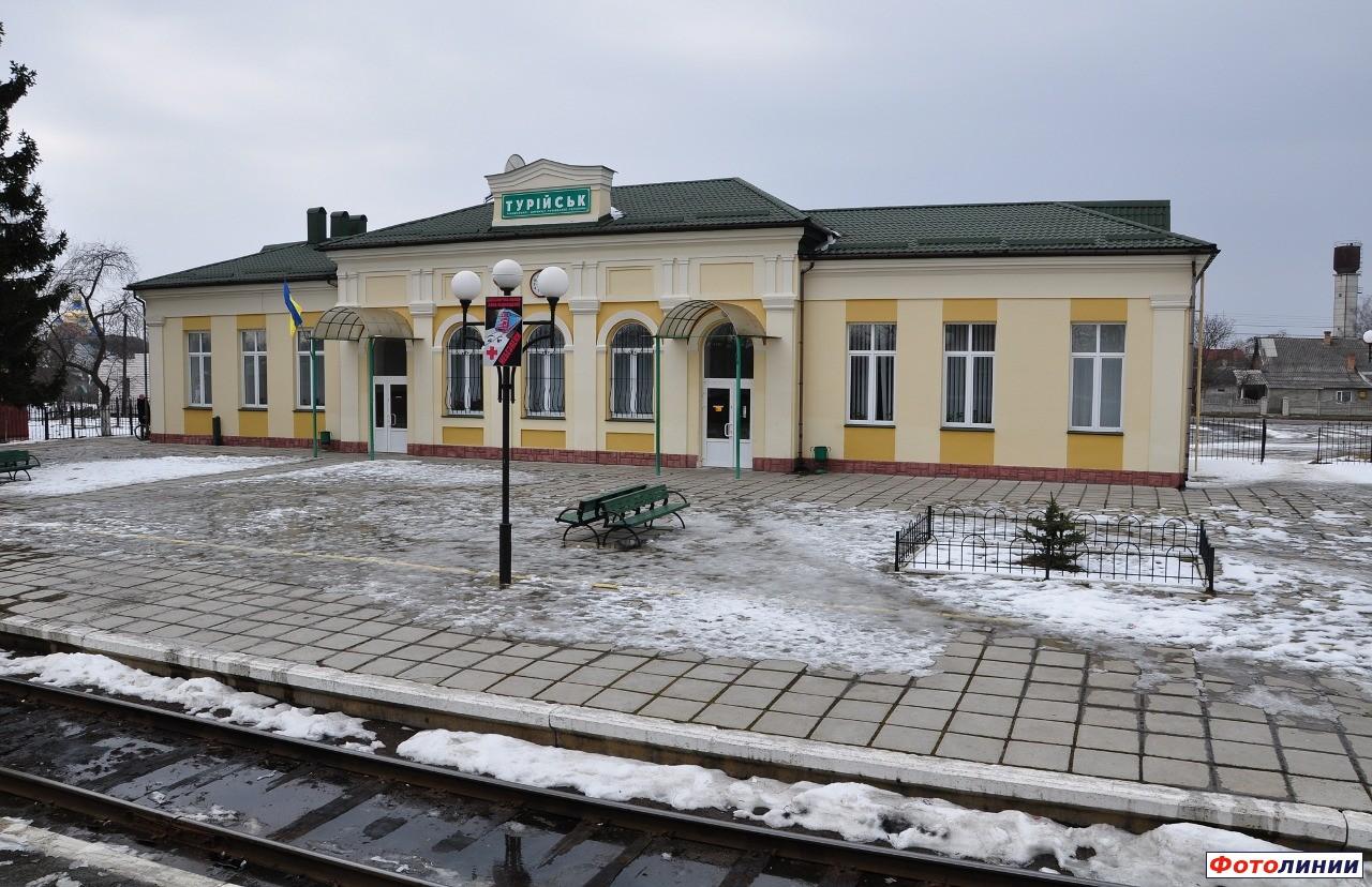 Турийск волынская обл фото достопримечательностей