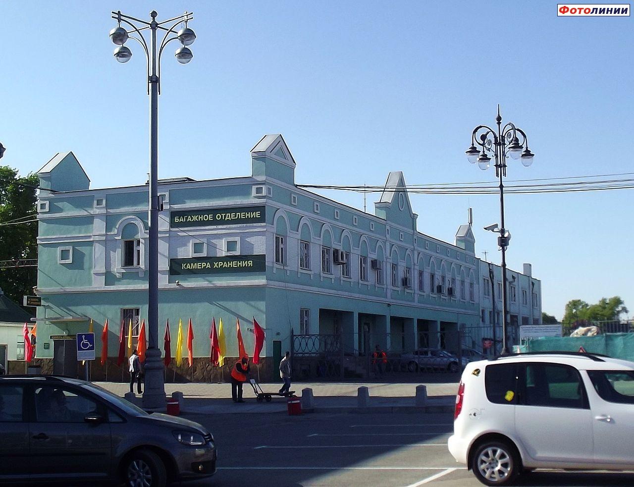 Комплекс акх на витебском вокзале г санкт-петербурга